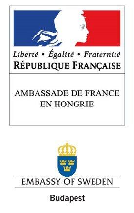 Francia-svéd logó