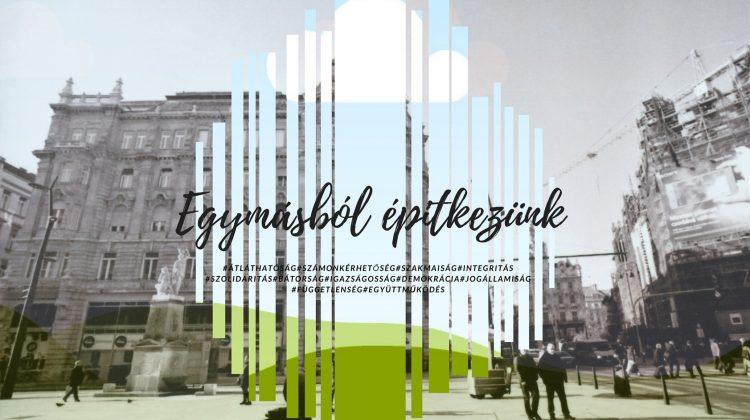 Egymásból építkezünk – Polgári aktivizmus az Európai Unióban